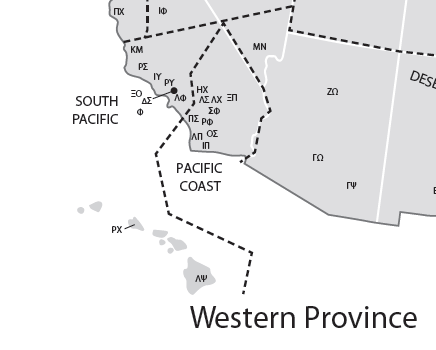 Pacific Cost Screenshot