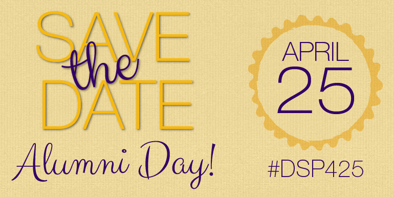 Save the Date - Alumni Day