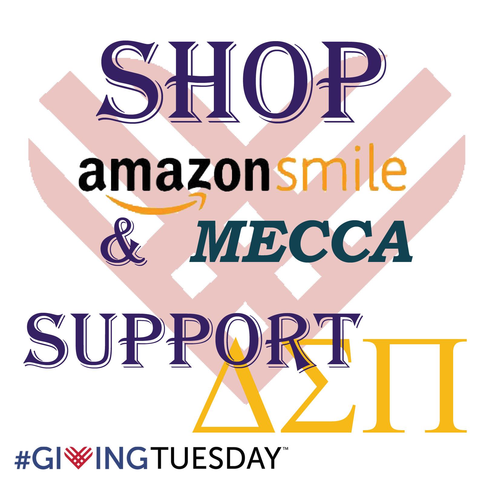Shop AmazonSmile Mecca