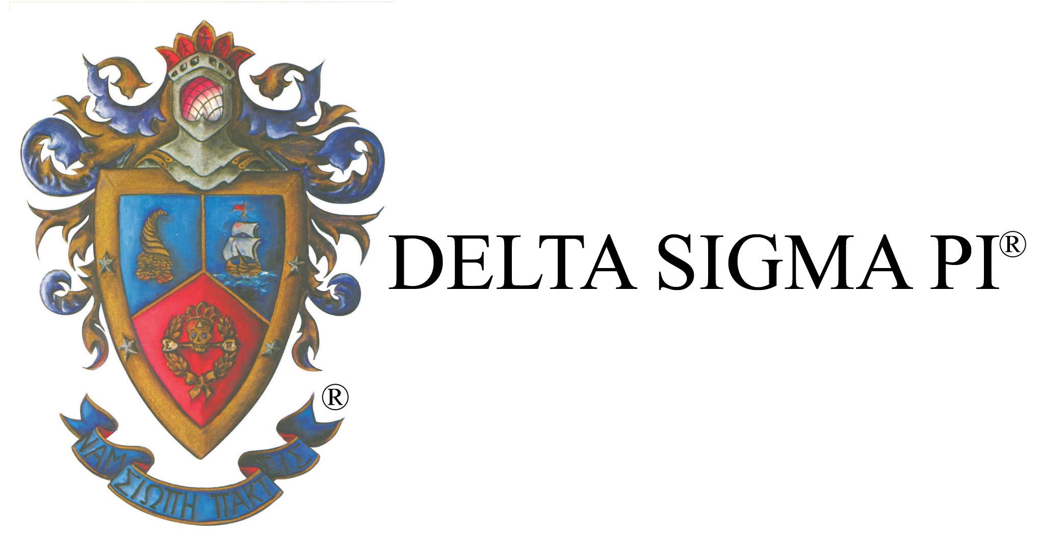Delta sigma pi logos delta sigma pi alternate logo buycottarizona Gallery