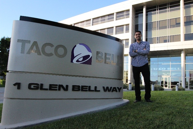 Brother Lives Más At Taco Bell Hq